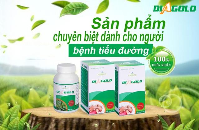 Diagold - món quà sức khỏe quý giá từ thiên nhiên cho người tiểu đường - 4