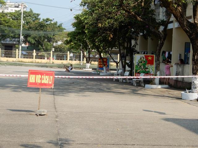 Về Đà Nẵng nhưng xuống tàu ở Quảng Ngãi để trốn cách ly - 1