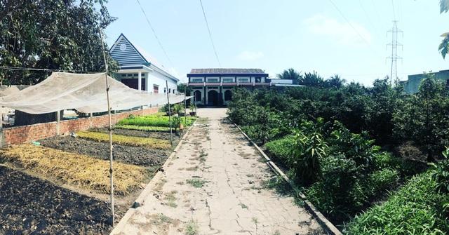 Tiết kiệm 100 triệu, vợ chồng trẻ ở Đồng Nai bỏ phố về quê đào ao, thả cá - 3
