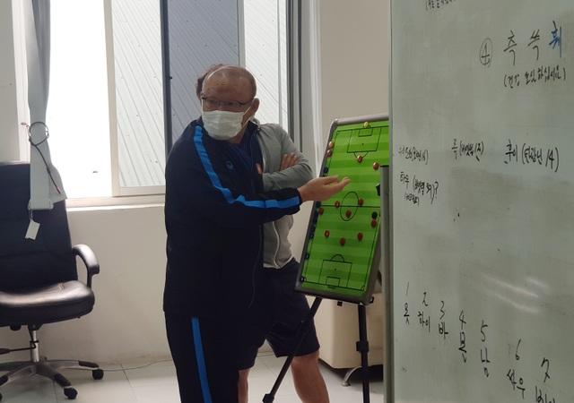 Đội tuyển Việt Nam chờ những tính toán mới của HLV Park Hang Seo - 1