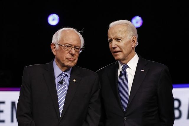 Ông Sanders dừng cuộc đua vào Nhà Trắng, ông Biden sẽ đối đầu Donald Trump - 2