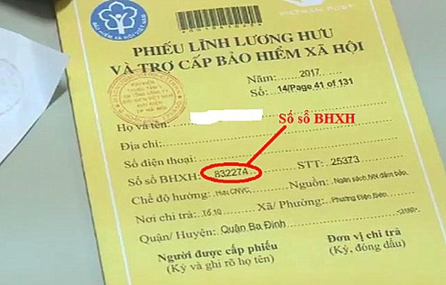 Nóng: 3 cách đăng ký nhận lương hưu, trợ cấp BHXH tháng 4, 5 tại nhà - 3