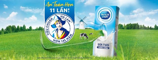 Không chất bảo quản, sữa Cô Gái Hà Lan giữ nguyên vị thuần khiết nhờ yếu tố này đây - 4