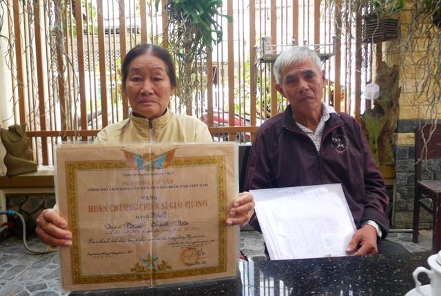 Hai vợ chồng già khốn khổ trước bản án của 2 cấp toà tỉnh An Giang! - 1