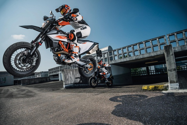 KTM và Husqvarna rút khỏi toàn bộ các cuộc triển lãm trong năm 2020 - 1