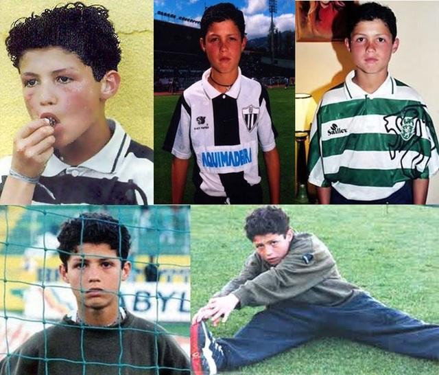 11 điều có thể bạn chưa biết về ngôi sao C.Ronaldo - 3