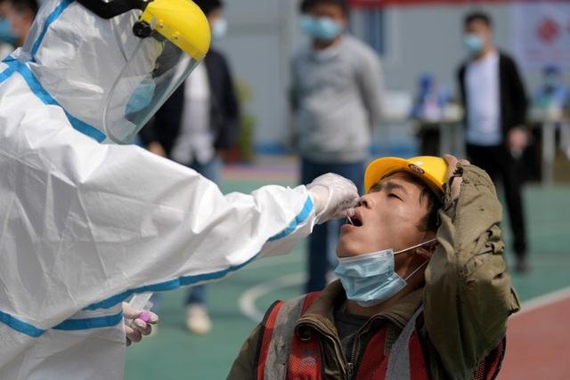 """Lo dịch tái bùng nổ, Trung Quốc truy tìm """"mầm bệnh thầm lặng""""  - 1"""