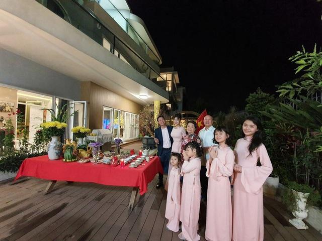 Biệt thự hoành tráng như khu nghỉ dưỡng cao cấp của gia đình Vũ Thu Phương - 2