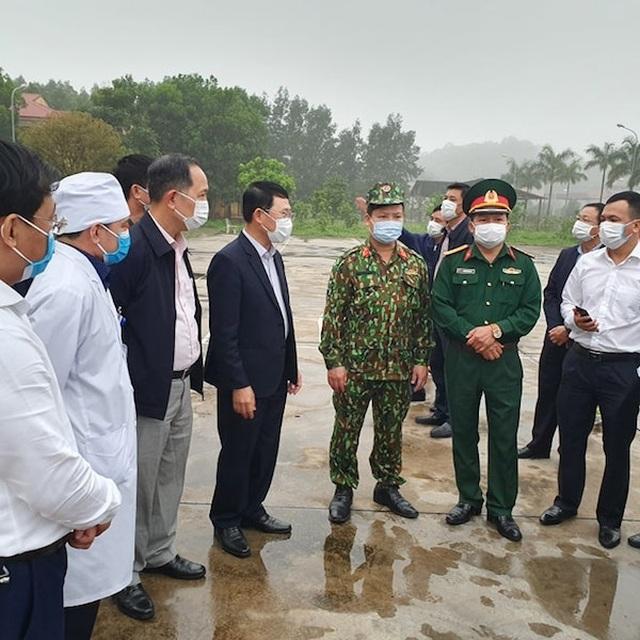Bắc Giang công bố nhiều đường dây nóng sau chỉ đạo cách ly nghiêm ngặt - 1