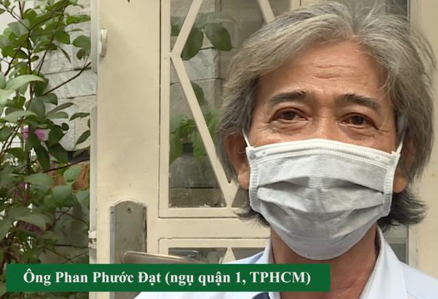 TPHCM: Khoảng 7.000 người đã nhận tại nhà lương hưu, trợ cấp BHXH tháng 4,5 - 1
