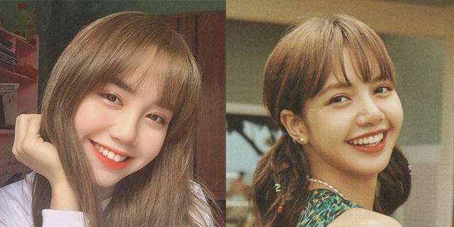 Nữ sinh ĐH Văn hóa gây chú ý vì giống hệt ca sĩ Hàn Quốc - 1
