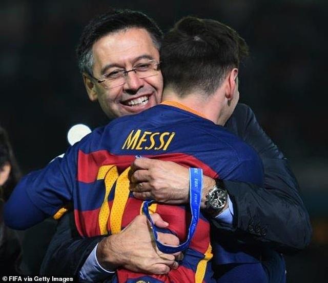 Barcelona đấu đá nội bộ, Messi tuyên bố bất ngờ - 1
