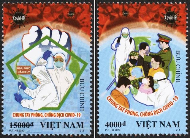 Báo Anh ấn tượng với tranh cổ động chống dịch Covid-19 của Việt Nam - 2