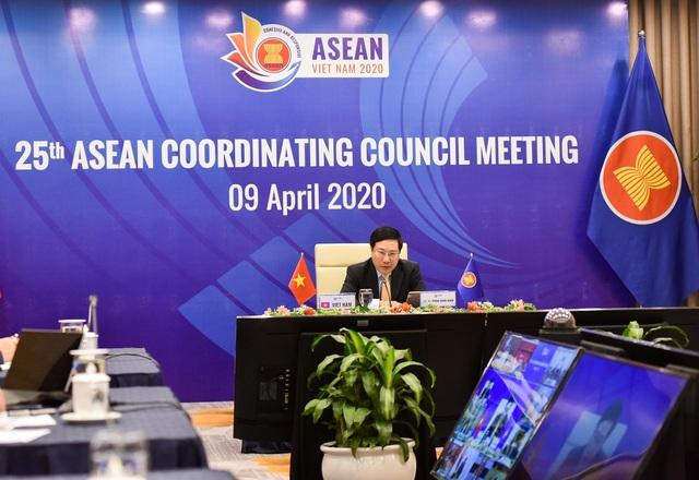 Việt Nam đề xuất lập kho dự phòng của ASEAN về thiết bị y tế chống Covid-19 - 2