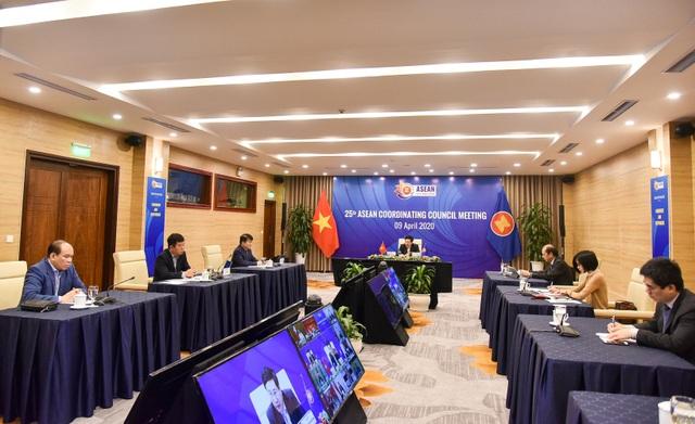 Việt Nam đề xuất lập kho dự phòng của ASEAN về thiết bị y tế chống Covid-19 - 1