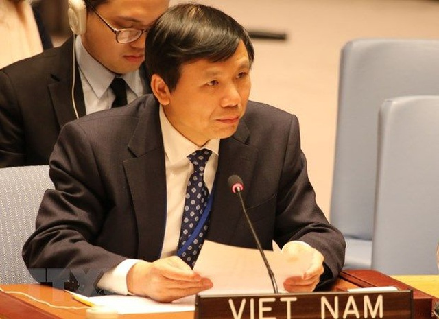 Hội đồng Bảo an họp về dịch Covid-19 theo đề xuất của Việt Nam và 8 nước - 1