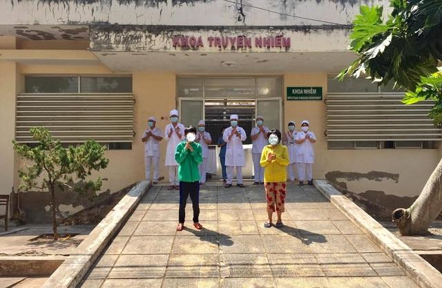Bình Thuận: 2 bệnh nhân nhiễm Covid-19 cuối cùng công bố khỏi bệnh - 1