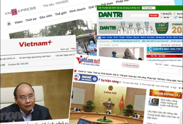 Nhà mạng hỗ trợ 2 tháng miễn phí kết nối cho các báo điện tử tại Việt Nam - 1
