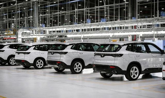 Cơ hội giảm lệ phí trước bạ: Xe rẻ, mua ô tô giảm cả trăm triệu - 2