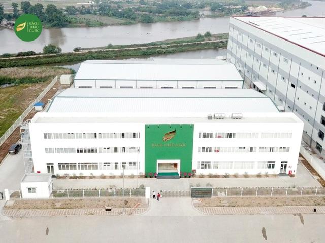 """Khám phá nhà máy sản xuất TPCN lớn nhất xứ sở """"hoa phượng đỏ"""" - Bách Thảo Dược - 1"""