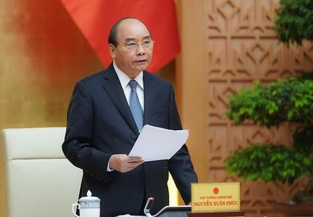 """Thủ tướng: Không có biện pháp mạnh mẽ thì nền kinh tế dễ bị """"đổ gãy""""! - 1"""