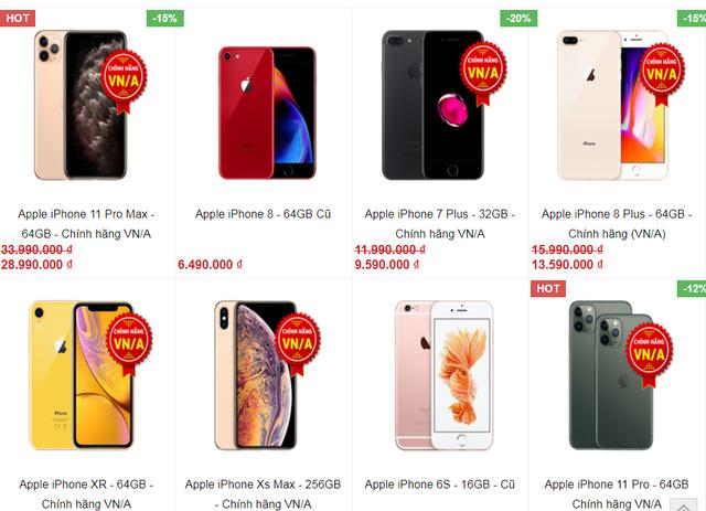 iPhone giảm giá kỷ lục ở Trung Quốc, Việt Nam hưởng lợi? - 2