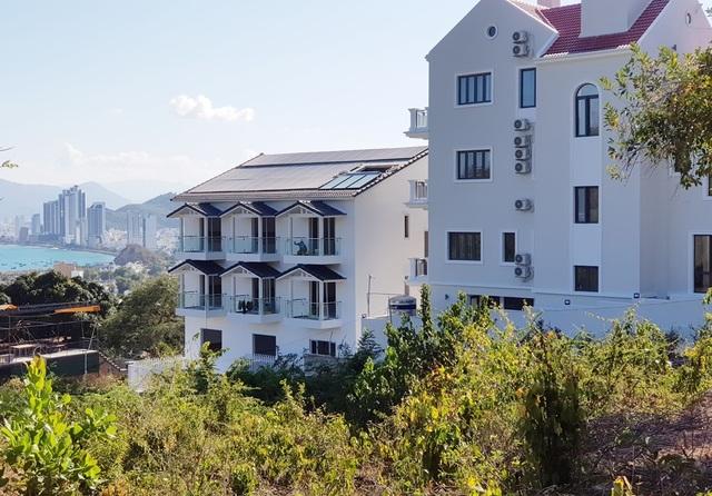 Nhiều biệt thự ở núi Cô Tiên hoàn thiện, bất chấp lệnh tạm dừng xây dựng - 5