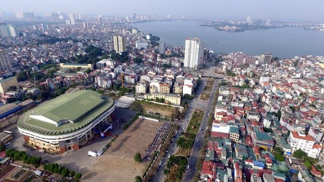Triển khai lập Quy hoạch thành phố Hà Nội thời kỳ 2021-2030 - 1