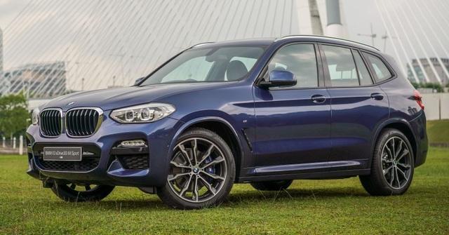 BMW đánh võng giữa phân khúc SUV và sedan - 1