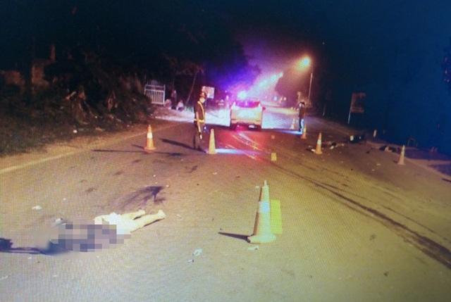 3 thanh niên tử nạn trong đêm sau cú tông xe cực mạnh - 1