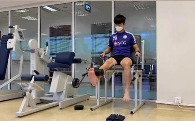 Xuân Trường hồi phục chậm, Duy Mạnh quyết dự AFF Cup - 2