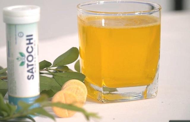 SATOCHI – Sản phẩm cho người bệnh tiểu đường dạng sủi hàng đầu Việt Nam - 2