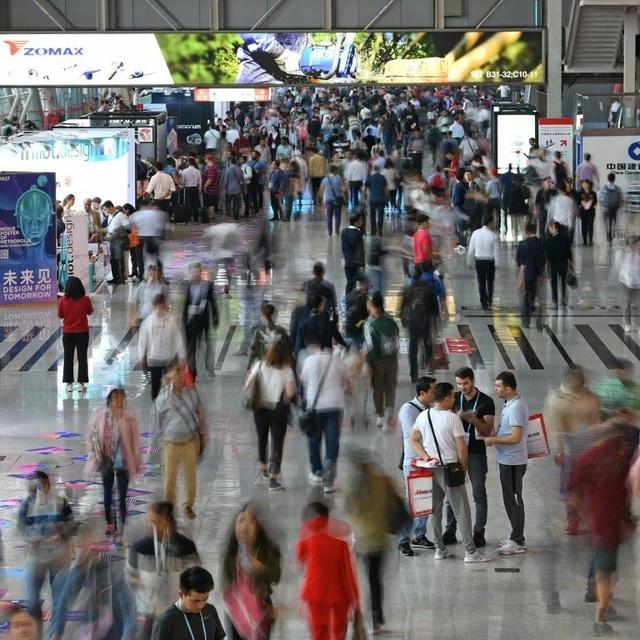 Xuất khẩu tồi tệ, Trung Quốc tổ chức hội chợ thương mại trực tuyến cực lớn - 2