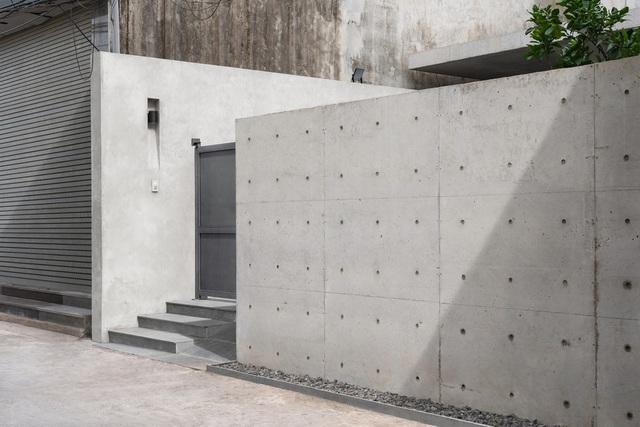 """Ngôi nhà """"lạ"""" với kiến trúc tối giản, nổi bật tại ngoại ô Hà Nội - 13"""