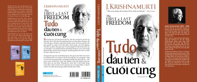 """Đọc """"Tự do đầu tiên và cuối cùng"""" để hiểu được tư tưởng của Krishnamurti - 3"""