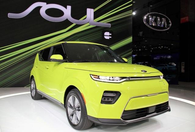 Giải Xe của năm 2020 gọi tên xe Hàn - 2