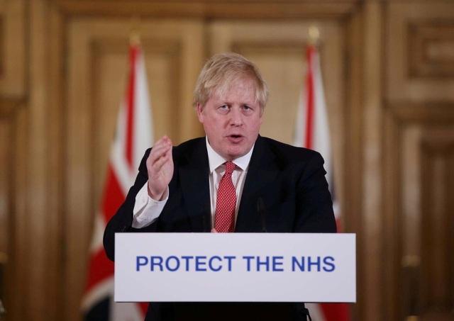 Thủ tướng Anh lần đầu lên tiếng kể từ khi nhập viện vì Covid-19 - 1