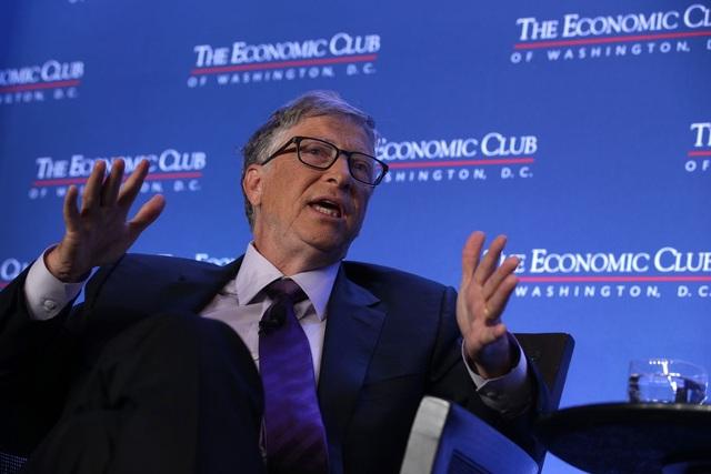 """Bill Gates: Không có phép màu nào chữa khỏi nền kinh tế Mỹ nhanh chóng"""" - 1"""