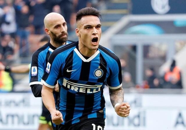 Man City sẵn sàng chi gần 100 triệu bảng để mua Lautaro Martinez - 1
