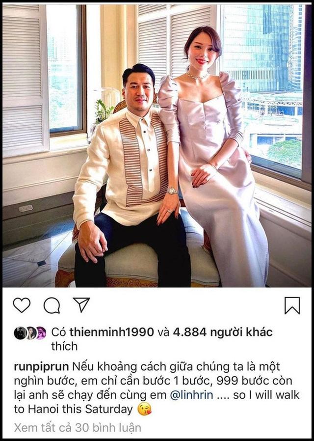 Cặp đôi thiếu gia Phillip Nguyễn - hot girl Linh Rin trục trặc tình cảm? - 3