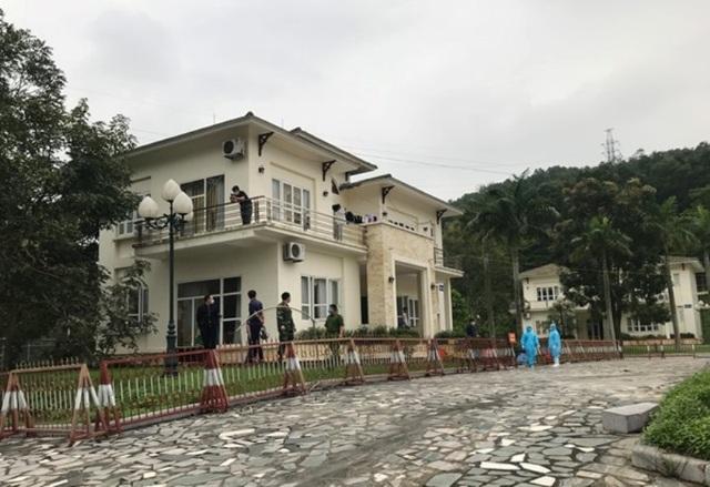 Thanh Hoá: Người nước ngoài trốn khỏi khu cách ly, lên tàu về Hà Nội - 1