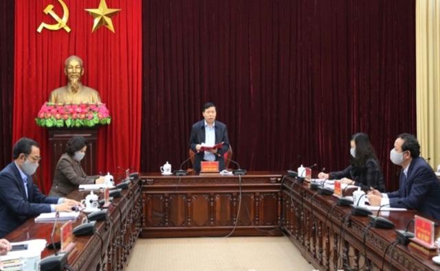 SamSung có công nhân mắc Covid-19, Bắc Ninh triển khai giải pháp cấp bách - 1