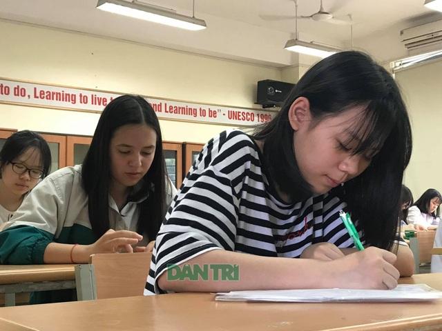 Hà Nội yêu cầu Sở GDĐT sớm đề xuất môn thi lớp 10 - 2