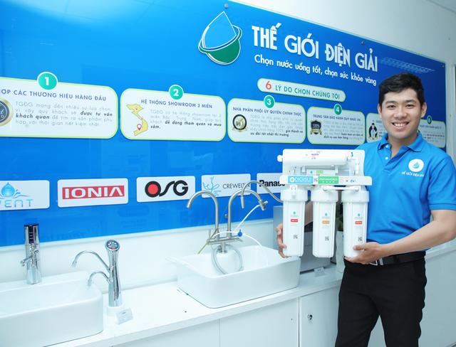Lật tẩy chiêu trò bán máy lọc nước ion kiềm điện giải - 3
