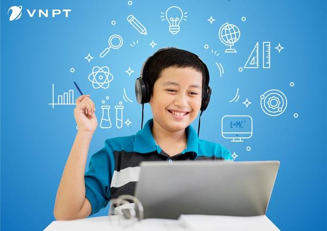 VNPT chung sức, đồng hành cùng giáo dục trực tuyến - 2