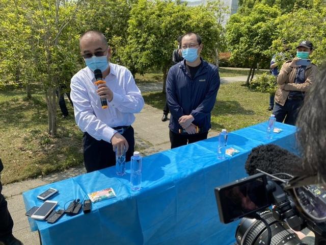"""Trung Quốc mở cửa """"Vùng số 0"""" ở Vũ Hán cho phóng viên - 1"""