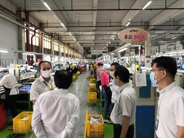 Chính thức tạm đình chỉ hoạt động sản xuất với Công ty PouYuen - 2
