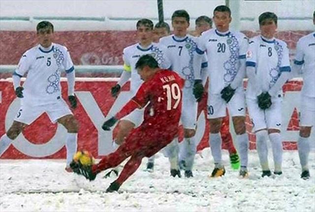 Tiền vệ Quang Hải và sự nghiệp rực rỡ ở tuổi 23 - 1