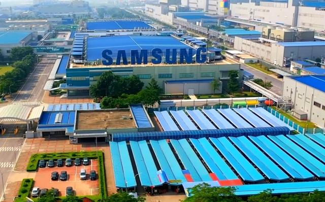 Samsung phong tỏa phân xưởng có công nhân mắc Covid-19 - 1