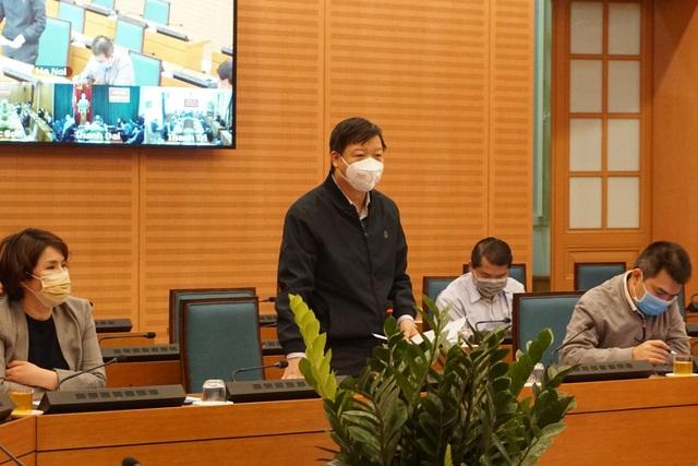 Chủ tịch Hà Nội: Rà soát Bạch Mai mới ra bệnh nhân 243, ra ổ dịch Hạ Lôi - 2